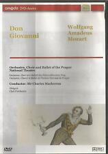 DVD - Wolfgang Amadeus Mozart - Don Giovanni / #4425