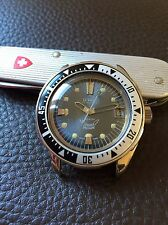 D'ior By Squale Mid-size Vintage Mens Divers Watch ( Read Description!!)