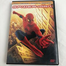 Spiderman DVD Full Screen Special Edition