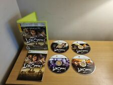 XBOX 360 - LOST ODYSSEY - COMPLETE WITH MANUAL - FREE P&P