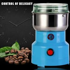 110V Electric Herbs/Spices/Nuts/Grains/Coffee Bean Grinder Mill Grinding Home A1