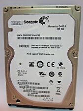 """DISCO DURO HDD SEAGATE ST9320325AS 2.5"""" 320GB AVERIADO FAULTY"""