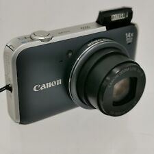 Canon Digital Camera Power Shot SX220 HS 14x Optical Zoom 12.1 MegaPixel 182188