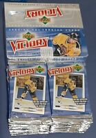 Limited SALE - 2005-06 Upper Deck Victory NHL Hockey Lot of 32 unopened Packs
