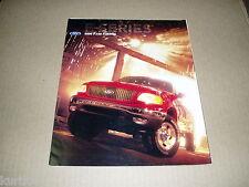 2000 Ford F150 Lariat XL XLT pickup truck sales brochure dealer literature