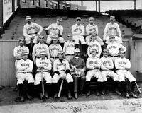 1900 Boston Beaneaters Photo 8X10 -  Braves - Buy Any 2 Get 1 FREE