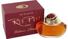 Red Pearl Perfume Eau de Parfum EDP 3.4 oz by Paris Bleus for Women NIB