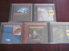 JOHN LENNON COMPLETE SET ORIGINAL MFSL FACTORY LIMITED Sealed Gold 24 KARAT CD