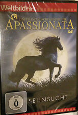 Apassionata Sehnsucht DVD Eine Phantastische Geschichte Phantasiefilm +BONUS Neu