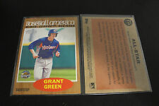 2011 Heritage SP HIGH #210 GRANT GREEN Midland Rockhounds MINOR LEAGUE