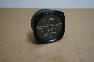 WWII US Navy Aircraft Wheel & Flap Position Indicator