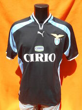 SS LAZIO Jersey Maillot Camiseta Maglia 1999 2000 Away Puma Rome Italy Serie A