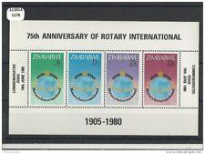 112014/1278 - ZIMBABWE 1980 - YT BF N° 1 ** (MNH) LUXE