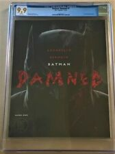 Batman Damned 1    CGC  9.9
