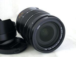 Leica DG Vario Elmarit 12-60mm 2.8-4.0 asph. Objektiv mft Gewährleistung 1 Jahr