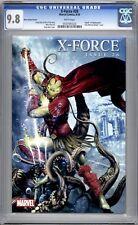 X-Force #26 (Vol 3)  CGC Graded (9.8 NM/M) 2010 - Variant