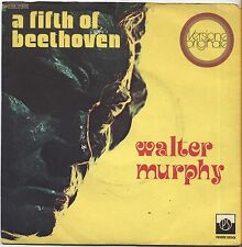 """WALTER MURPHY - Fifth of Beethoven - VINYL 7"""" 45 LP ITALY 1976 VG+ COVER VG+"""