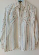 1970s Classic Cheesecloth Shirt 100% Cotton Original