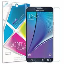 [3 Pack] Anti-Glare Matte Screen Protector Cover Guard for Samsung Galaxy Note 5
