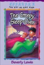 The Creepy Sleep-Over (The Cul-de-Sac Kids #17) (Book 17), Beverly Lewis, Good B