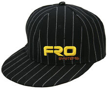 FRO Systems Energy Flat Cap / Hat - Adult, Mens, Womens, Motocross, MX, BMX
