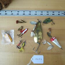 New listing Vintage fishing lure spoons (lot#11045)