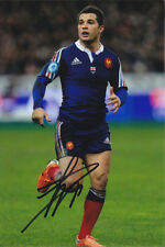 Brice Dulin, France, Six Nations, Castres Olympique, signed 6x4 inch photo. COA.