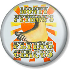 "Monty Python's Flying Circus 1"" 25mm Pin Button Badge Foot of Cupid Comedy Geek"