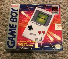 1989 Nintendo Game Boy Original DMG-01 Gray Handheld System Brand New Sealed HTF
