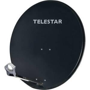Antenne SAT 80 cm Telestar DIGIRAPID 80 Réflecteur: aluminium gris ardoise
