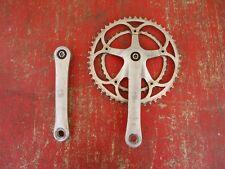 guarnitura alluminio CAMPAGNOLO VELOCE 9V bici corsa doppia compact 52 39 170 mm