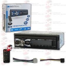SOUNDSTREAM CAR AUDIO 1-DIN VM-21B USB BLUETOOTH DIGITAL MEDIA RECEIVER STEREO