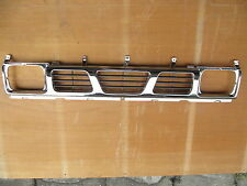 CHROME PAINT for NISSAN 720 NAVARA D21 PICKUP FRONTIER 1993-1997 GRILL with Clip