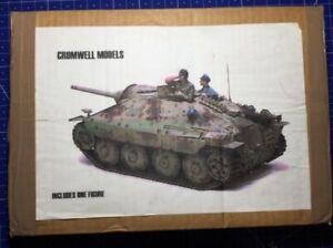 1:16 Hetzer Cromwell Models / Standmodell / Heng Long / Tamiya