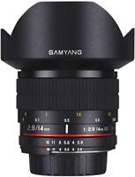 Samyang MF 14mm 1:2,8 für Nikon
