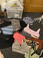 womens ladies clothes bundle size 8-10 PLT ISAWITFIRST TOPSHOP MISSGUIDED