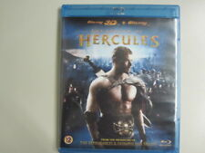 THE LEGEND OF HERCULES 3D  - BLU-RAY 3D + 2D