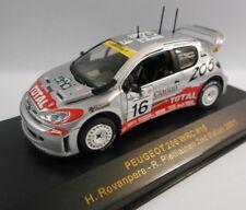 IXO SCALA 1/43 ram051 PEUGEOT 206 WRC Safari 2001