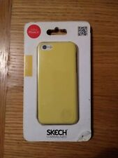 SKECH Apple iPhone 5c Yellow Slim Phone Case