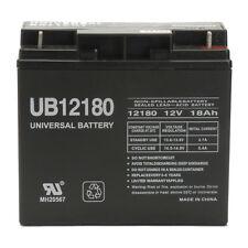 UPG 12V 18AH SLA Battery for 24 HP Kawasaki Zero-Turn Riding Mower