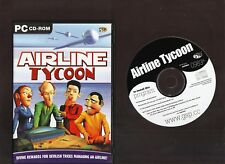AIRLINE TYCOON. GREAT STRATEGY/SIMULATION GAME FOR THE PC!!