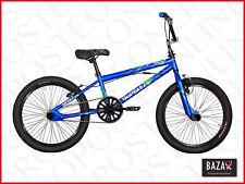 Bici BMX Freestyle taglia 20 blu 76508