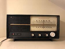 OLD Vtg Panasonic FM AM  Model 740 Radio Receiver   Works