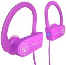 Treblab Xr100 Rose Casque Bluetooth Sorts Sans-fil Écouteurs avec Microphone