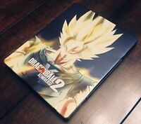 Dragon Ball Xenoverse 2 PS4 Collector's Limited Edition Steelbook Case Kakarot
