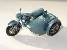 *(S) lesney matchbox TRIUMPH MOTORCYCLE & SIDECAR - 4 (2)
