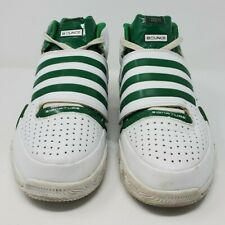 Adidas TS 5 Bounce Size 11.5 US Creator Signature Basketball Team  White Green