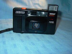 REVUE   500 AF  SUPER   35 mm 2.8