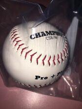"New Champro Csb_94 Pro + Plus 11"" Softball White"