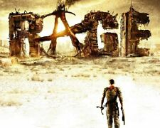Rage: Campaign Edition (Mac DVD) BRAND NEW SEALED